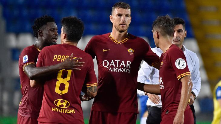 Прогноз и ставки на «Рома» — «Верона»