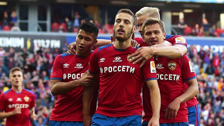 Прогноз и ставки на «Ахмат» — ЦСКА