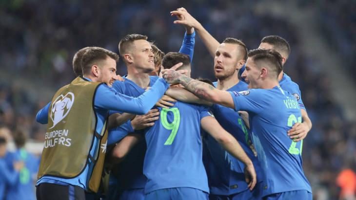 Прогноз и ставки на Словения — Молдавия