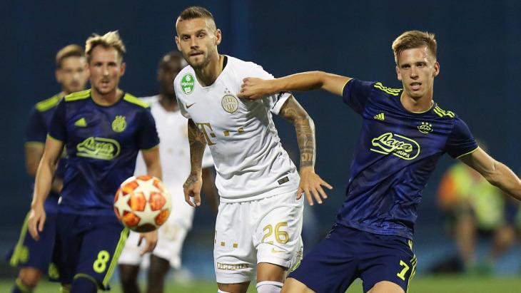 Прогноз и ставки на «Ференцварош» — «Динамо» Загреб