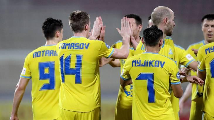 Прогноз и ставки на «Астана» — «Будучность»