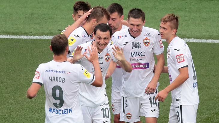 Прогноз и ставки на ЦСКА — «Локомотив»