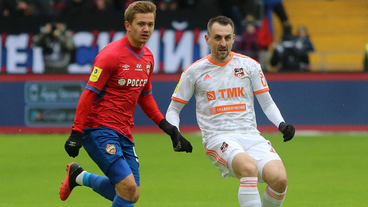 Прогноз и ставки на «Урал» — ЦСКА