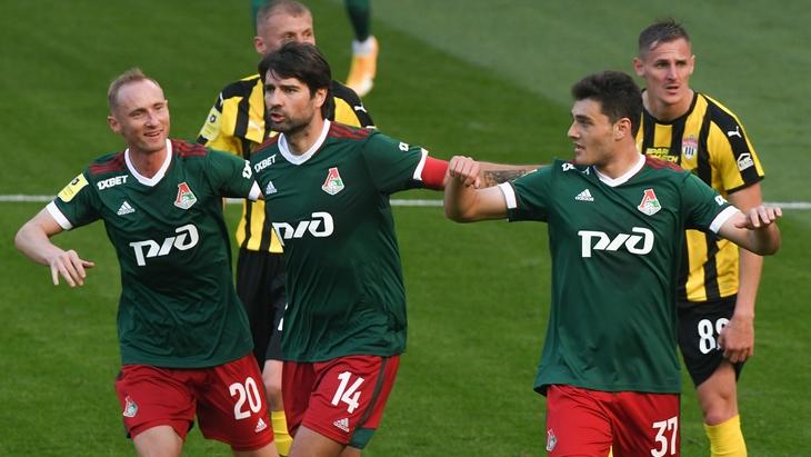 Прогноз и ставки на «Зальцбург» — «Локомотив»