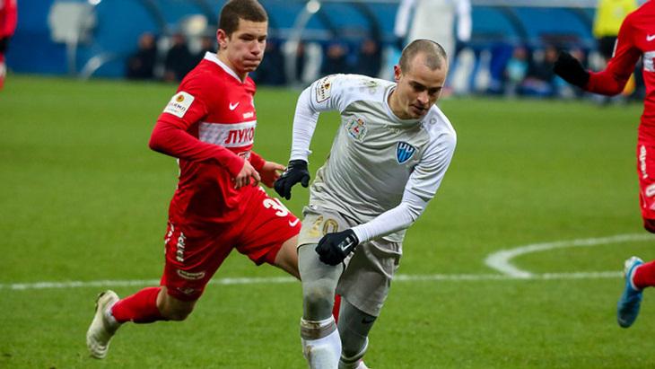 Прогноз и ставки на «Спартак-2» — «Нижний Новгород»