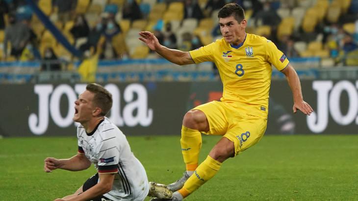 Прогноз и ставки на Германия — Украина
