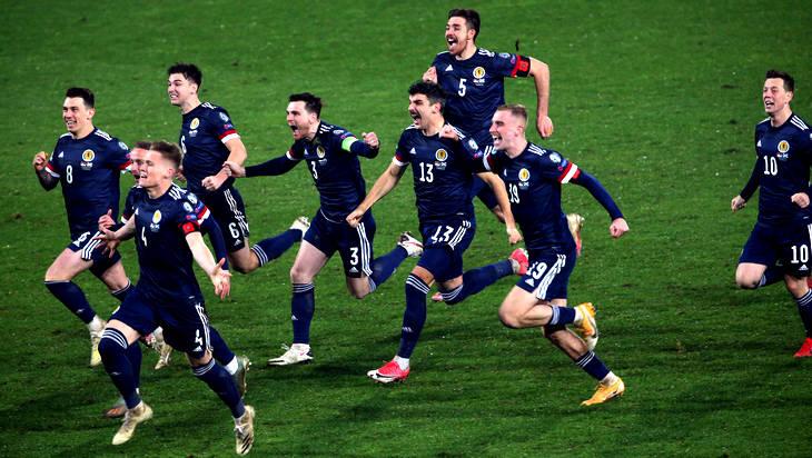 Прогноз и ставки на Словакия — Шотландия