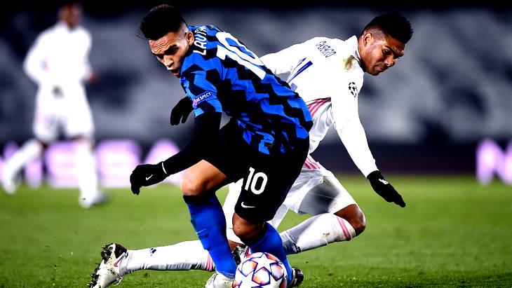 Прогноз и ставки на «Интер» — «Реал»