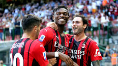 «Милан» стартовал в чемпионате Италии с трех побед