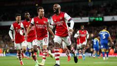 «Арсенал» ни разу не проиграл в пяти предыдущих турах АПЛ