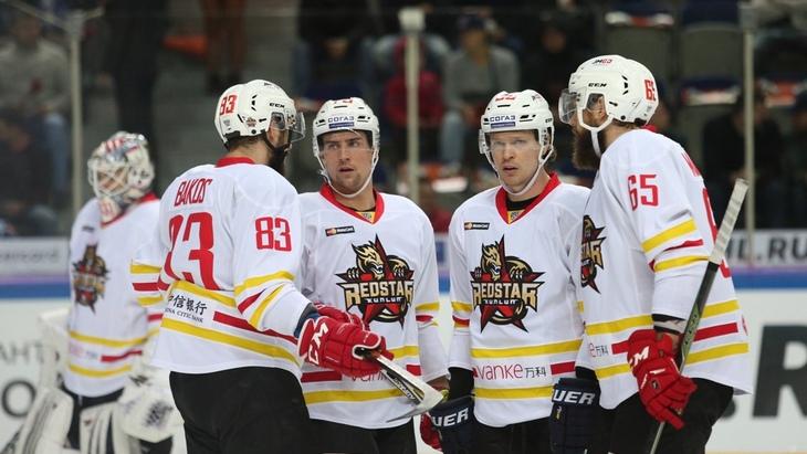 Прогноз и ставки на Прогнозы и ставки на матч НХЛ  «Куньлунь» — «Слован» 26 января 2017 год