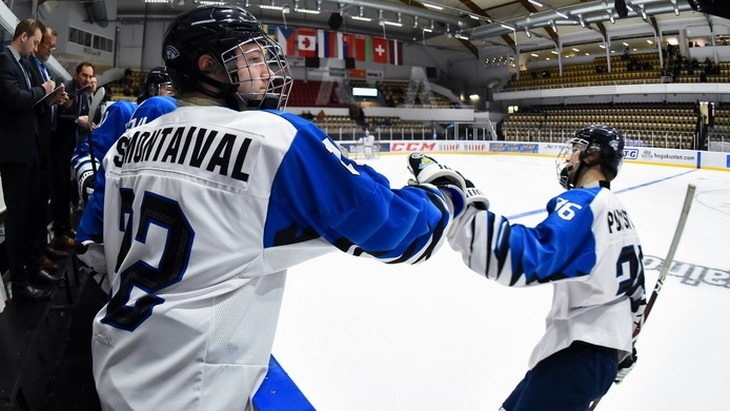 Прогноз на Финляндия U18 — Чехия U18