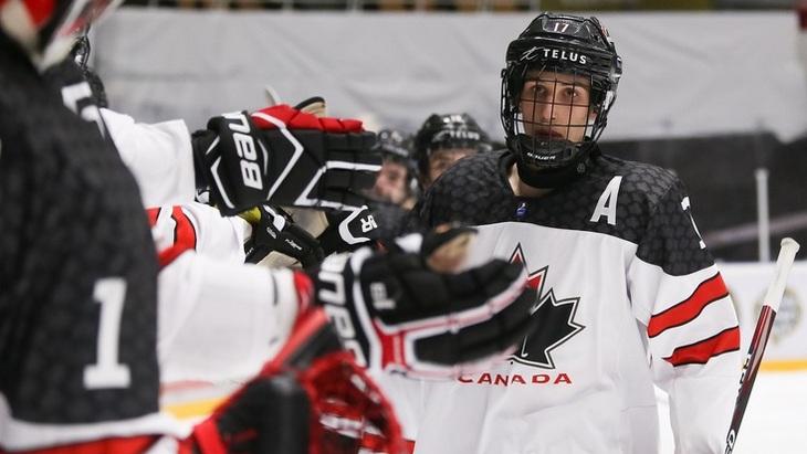 Прогноз на Чехия U18 — Канада U18