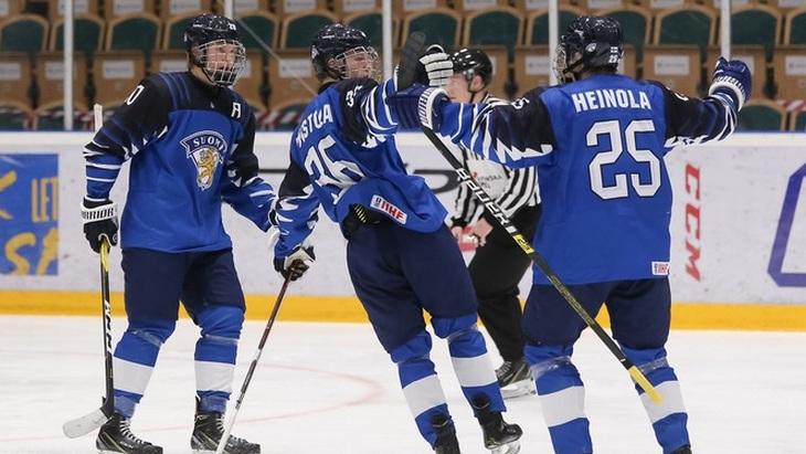 Прогноз на Финляндия U18 — Швейцария U18