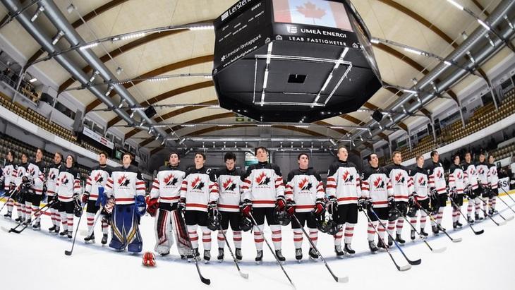 Прогноз на Канада U18 — Латвия U18