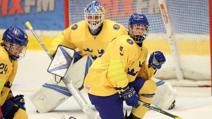 Прогноз на Швеция U18 — Чехия U18