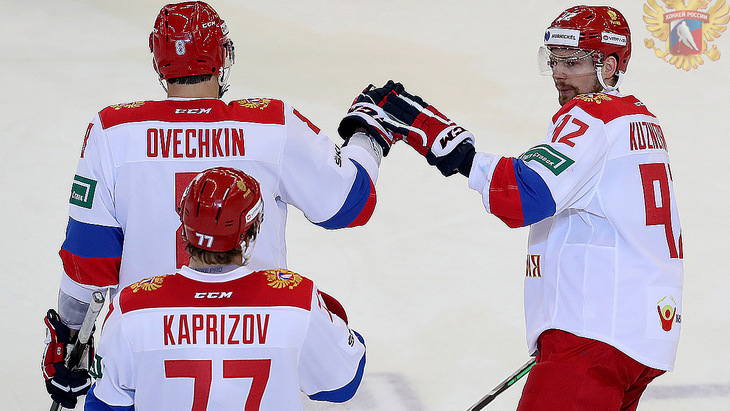 прогнозы на хоккей россия норвегия