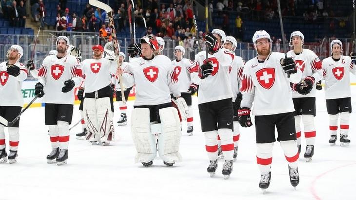 хоккей швейцария ставки россия