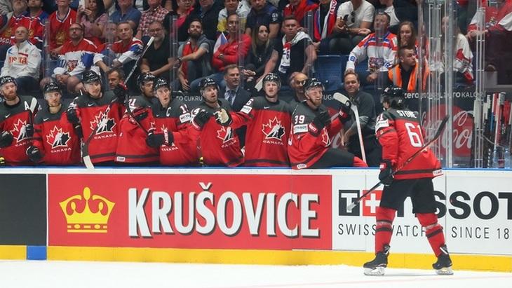 Прогноз и ставки на Канада  — Финляндия