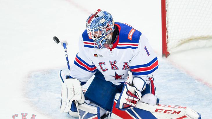 Хоккей СКА - Спартак Москва 20.10.19 прямая трансляция