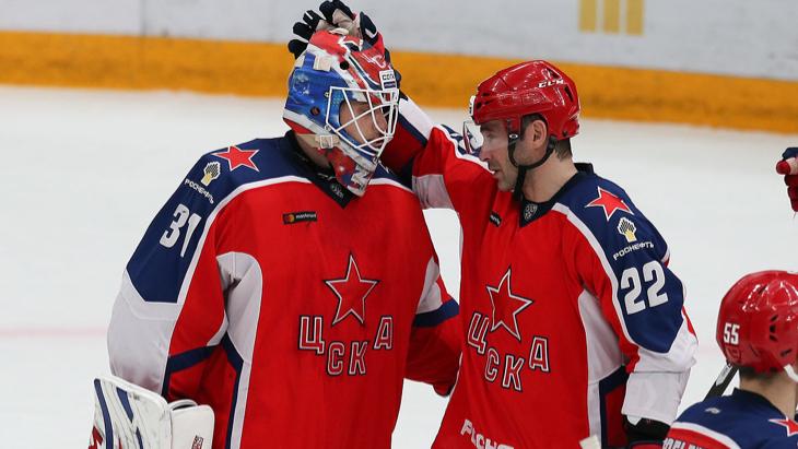Прогноз и ставки на ЦСКА — «Салават Юлаев»