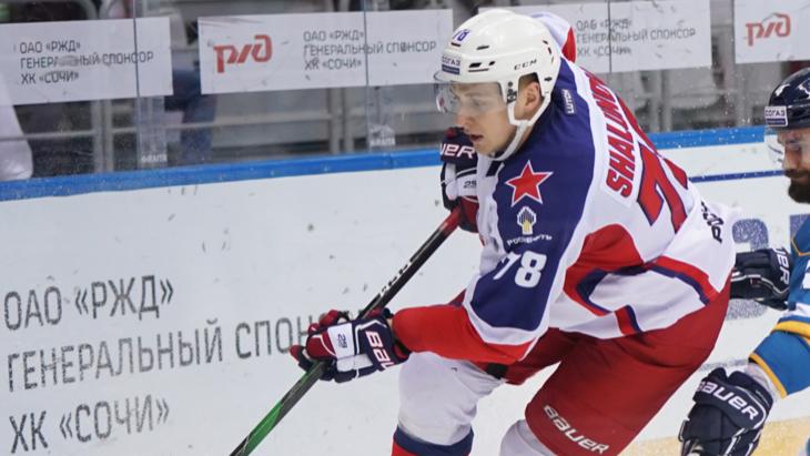 Прогноз на «Салават Юлаев» — ЦСКА