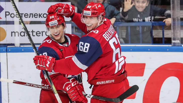 на хоккей россия ставки кхл