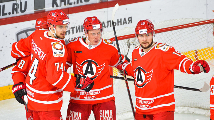 Прогноз и ставки на «Динамо» Рига — «Автомобилист»
