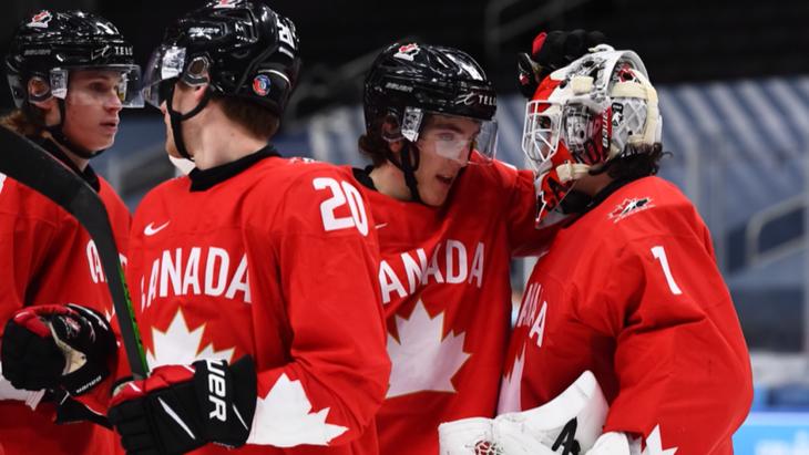 Прогноз и ставки на Канада U20 — Чехия U20
