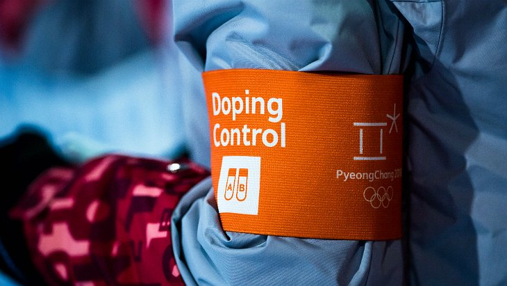 Допинг-контроль на ОИ-2018 в Пхенчхане