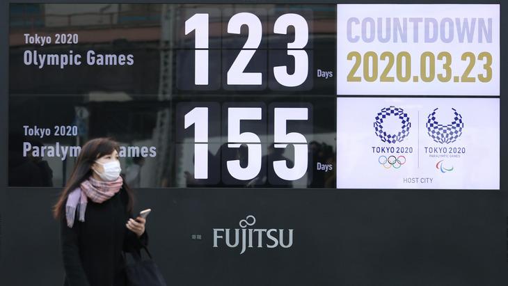 Олимпийские игры пройдут в 2021 году