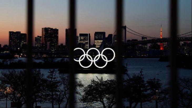 Олимпиада была перенесена на следующий год